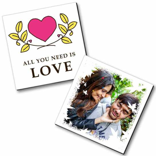 Personalized Magnet Couple - 34