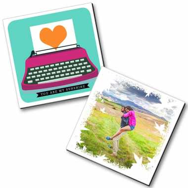 True Love Personalized Fridge Magnet
