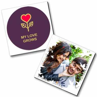 Personalized Magnet Couple - 41