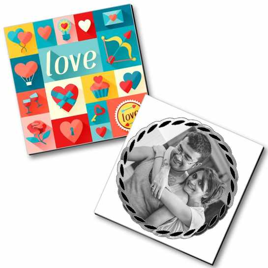 Personalized Magnet Couple - 46
