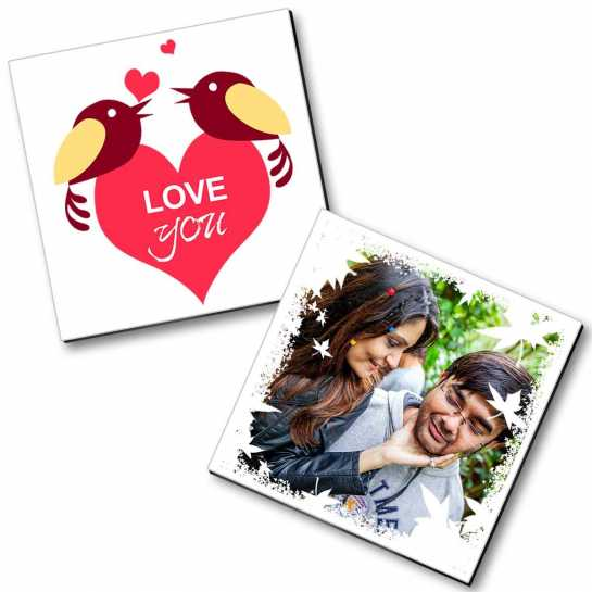 Personalized Magnet Couple - 45