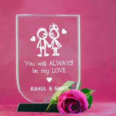 Cute Couple - U Shaped Memento
