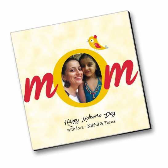 MOM - Personalized Magnet