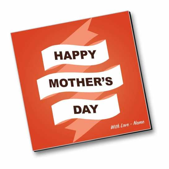 Happy Mother's Day - Personalized Magnet