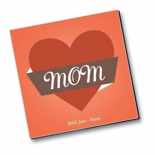 My Mom - Personalized Magnet