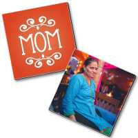 Personalized Magnet for Cute Mother