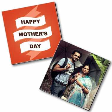 Happy Mother's Day - Personalized Magnets (2 pc)