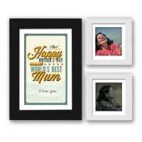 Wall Hanging Photo frame for Mom