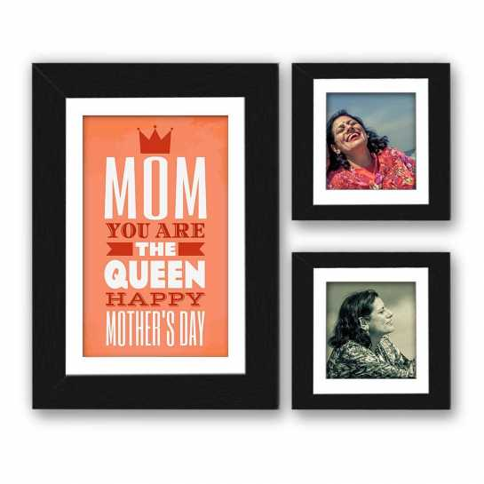 Mom - You Are The Queen - Personalized Frame