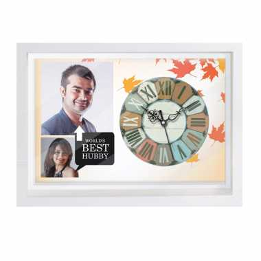 Word's best hubby clock