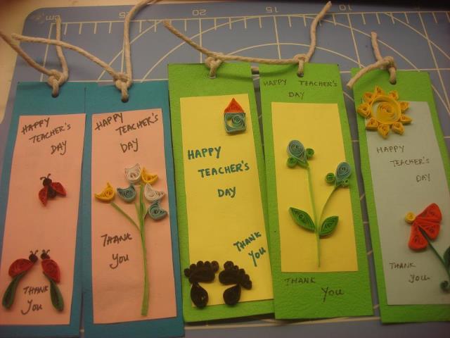 Homemade Teacher S Day Gift Art Of Gifting