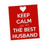 Free Greeting card for husband cover