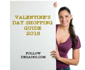 valentines day 2018 shopping guide