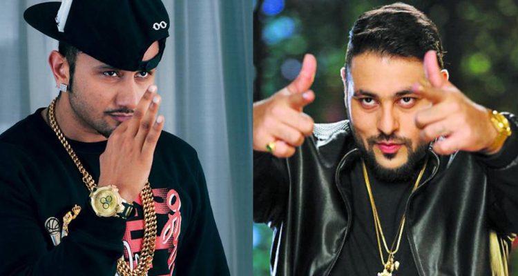 badhshah and honey singh - punjabi rapper