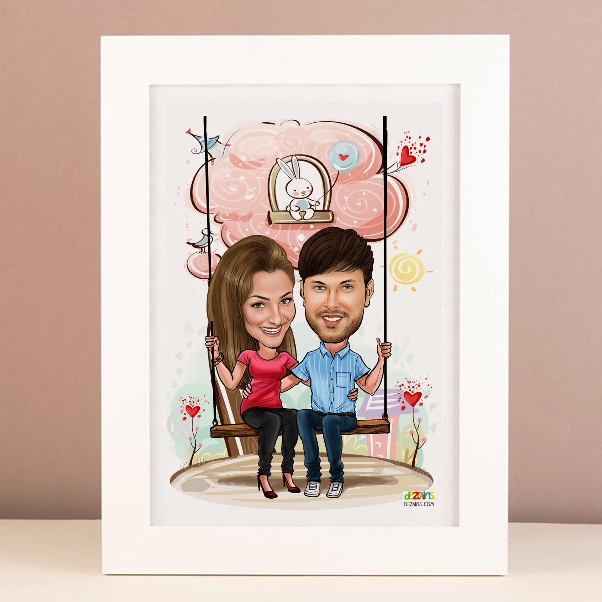 couple-having-a-good-time-caricature-by-dezains-1