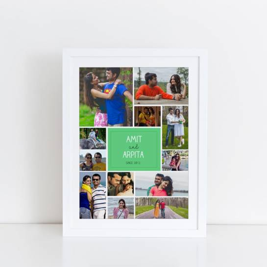 photo collage gifts for husband wife