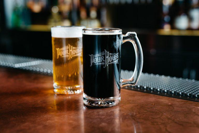 beer mugs for husband - personalised engravings