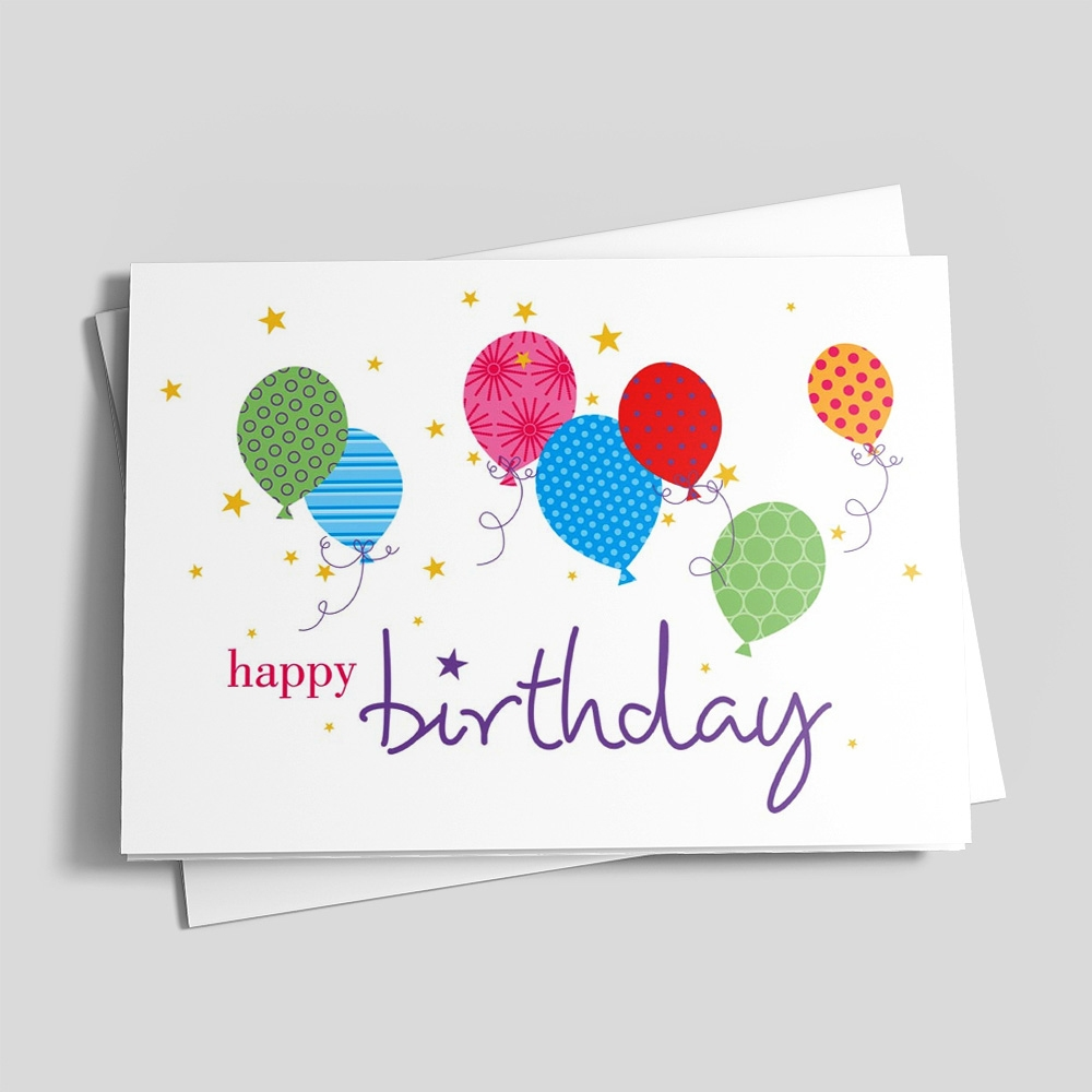Make Online Printable Birthday Cards To Wish Happy