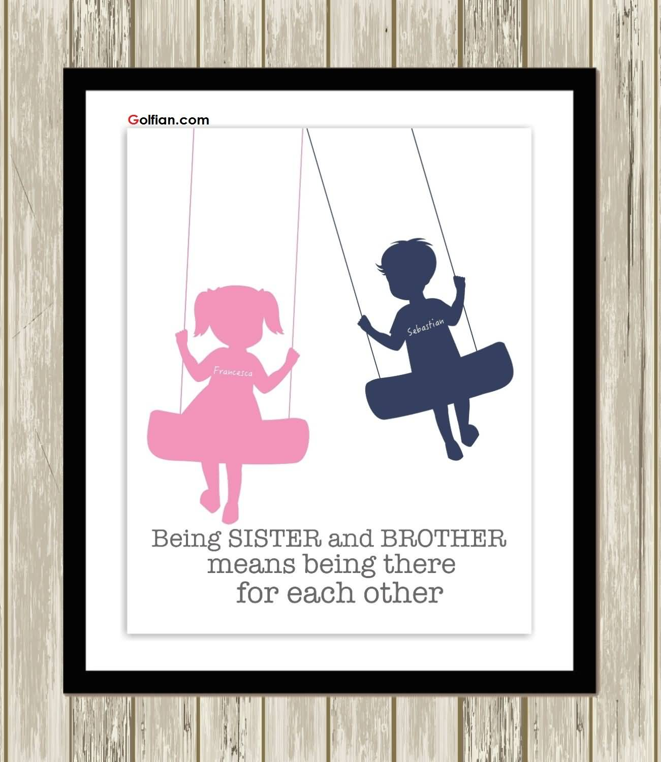 The Best Brother Quotes And Sibling Sayings | Art of Gifting