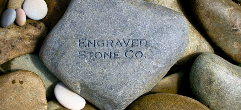 engraved stone gifts